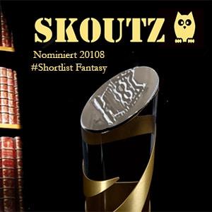 Nominiert für den Skoutz Award im Bereich Fantasy (Shortlist) - Das Erbe der Macht von Andreas Suchanek